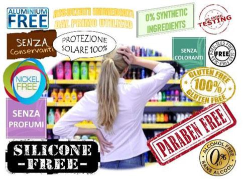 pubblicità ingannevole dei cosmetici